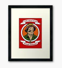 Caddyshack - Carl Spackler Framed Print