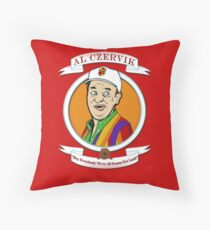 Caddyshack - Al Czervik Throw Pillow