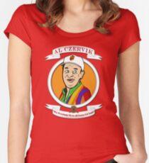 Caddyshack - Al Czervik Women's Fitted Scoop T-Shirt
