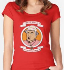 Caddyshack - Judge Smails Women's Fitted Scoop T-Shirt