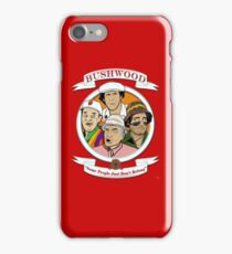 Caddyshack - Bushwood iPhone Case/Skin