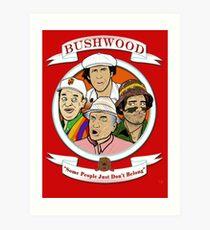 Caddyshack - Bushwood Art Print