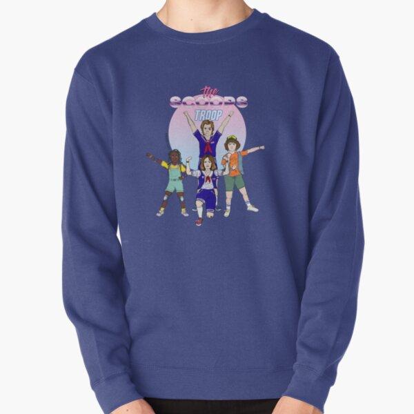 Scoops Troop!  Pullover Sweatshirt