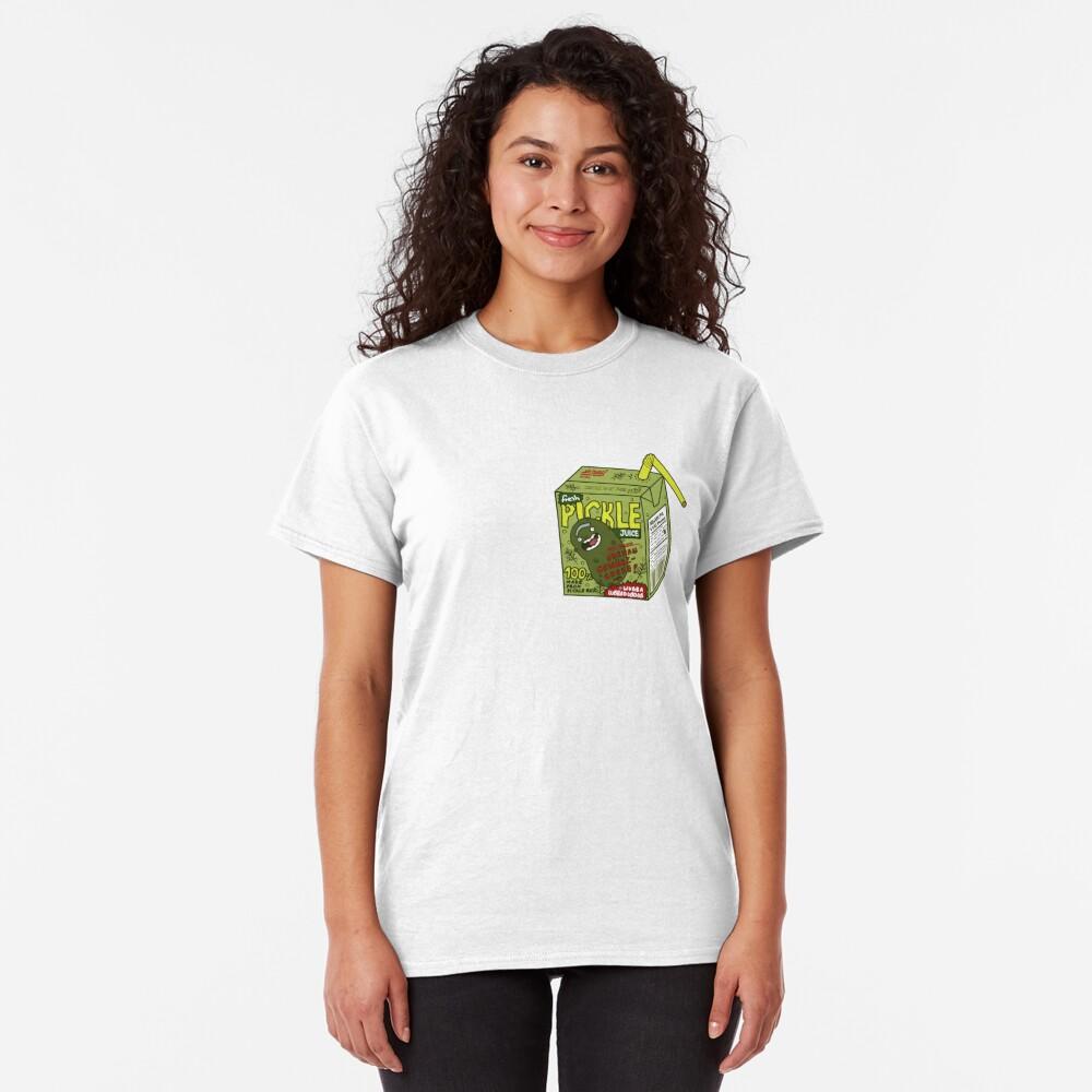 Pickle Rick Gherkin Classic T-Shirt