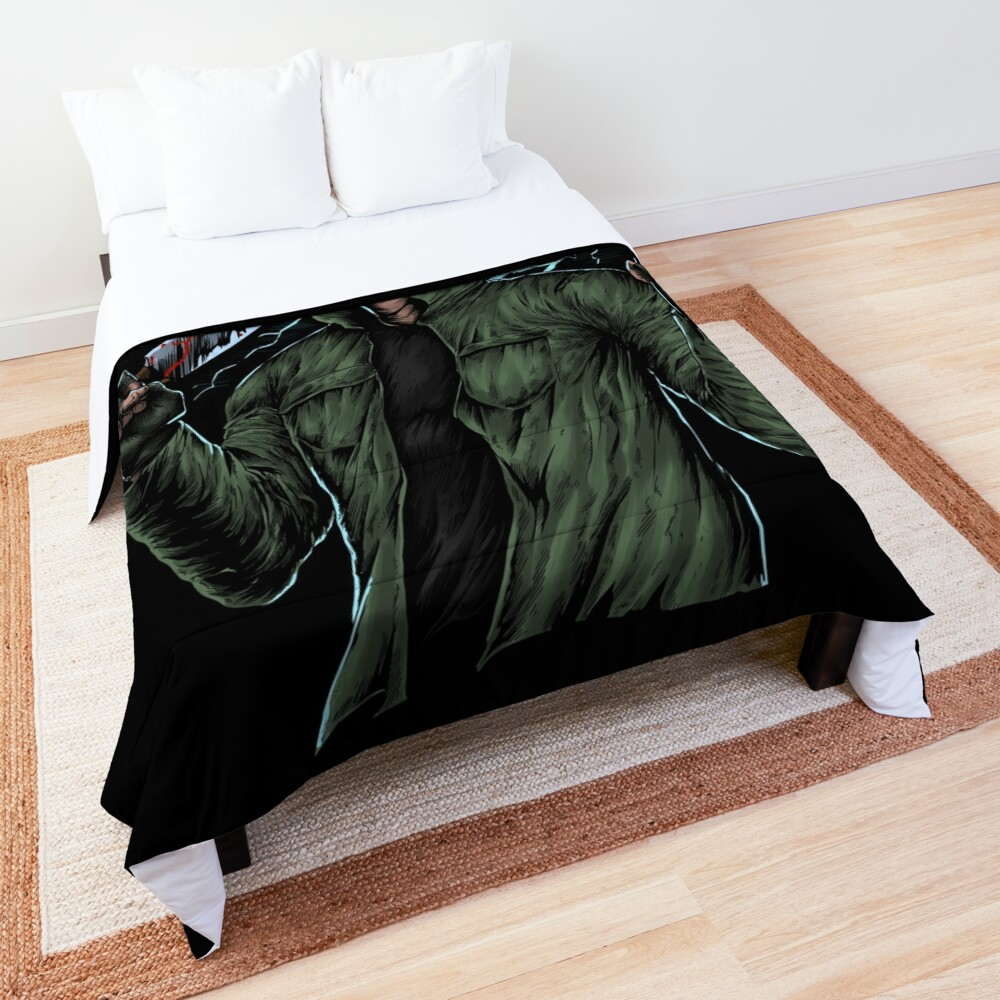 Jason hate teenagers Comforter