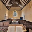 Church of St.Mary, North Stoke, West Sussex by dgbimages