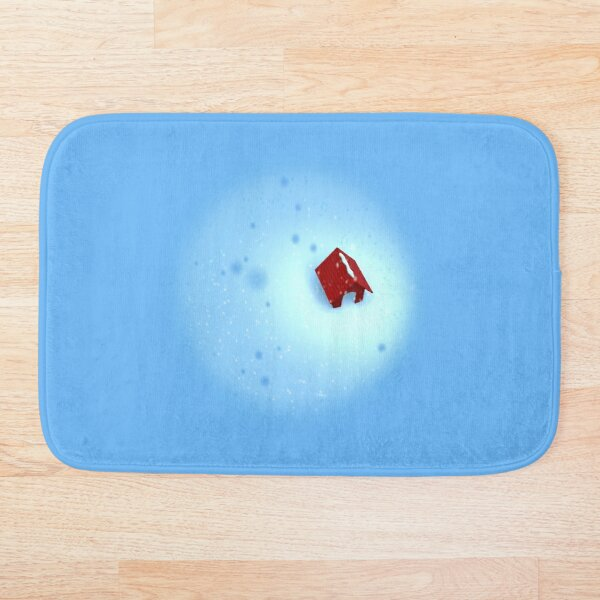 Christmas In the Dog House Bath Mat