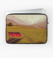 Vintage Holiday Laptop Sleeve