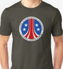 United States Colonial Marine Corps Insignia - Aliens Slim Fit T-Shirt
