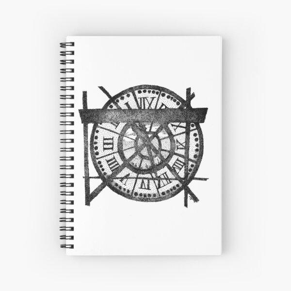 Time Spiral Notebook