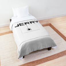 Jerry funny brother spider boy web  Comforter