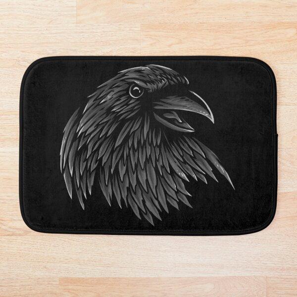 Rise Of The Raven Bath Mat