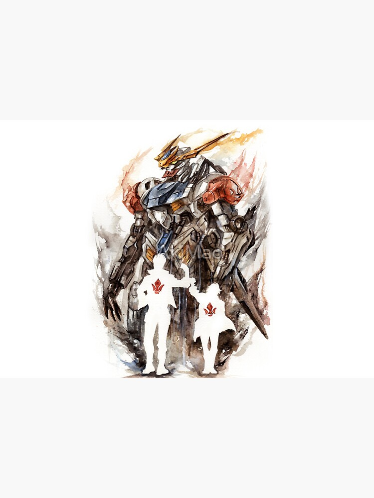 Iron Blooded Orphans by AkiMao