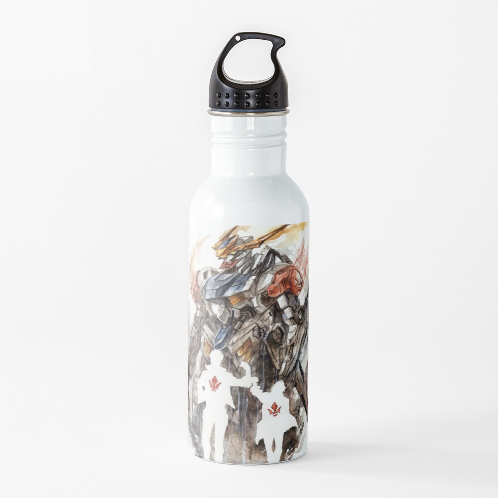 Iron Blooded Orphans Water Bottle