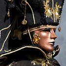 Carnevale di Venezia II by Louise Fahy