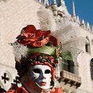 Carnevale di Venezia VIII by Louise Fahy
