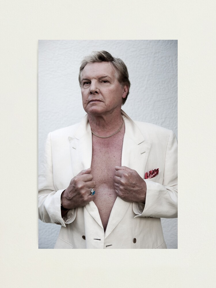 Alternate view of Jess Conrad - Actor, Singer, Showman. Photographic Print