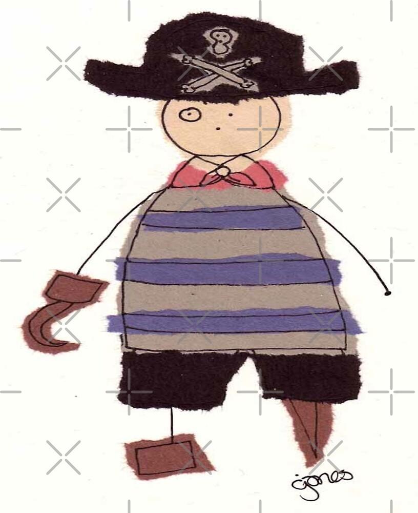 Pirate by Jonesyinc