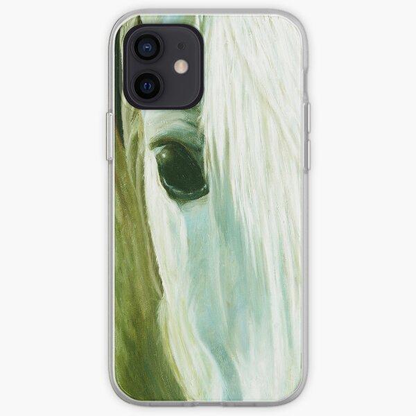 Equine Eye iPhone Soft Case