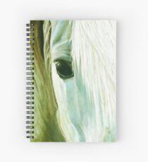 Equine Eye Spiral Notebook