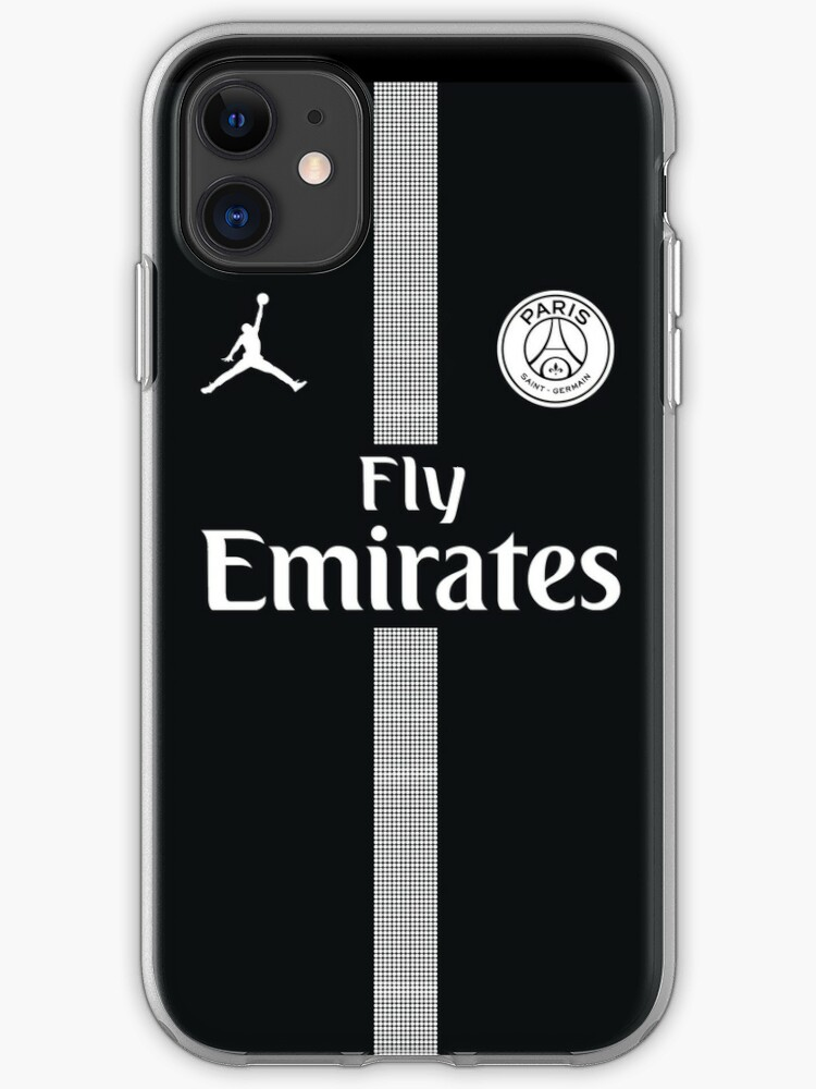 Coque psg iphone x