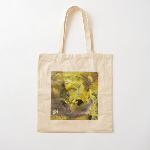 The light in the glen Cotton Tote Bag