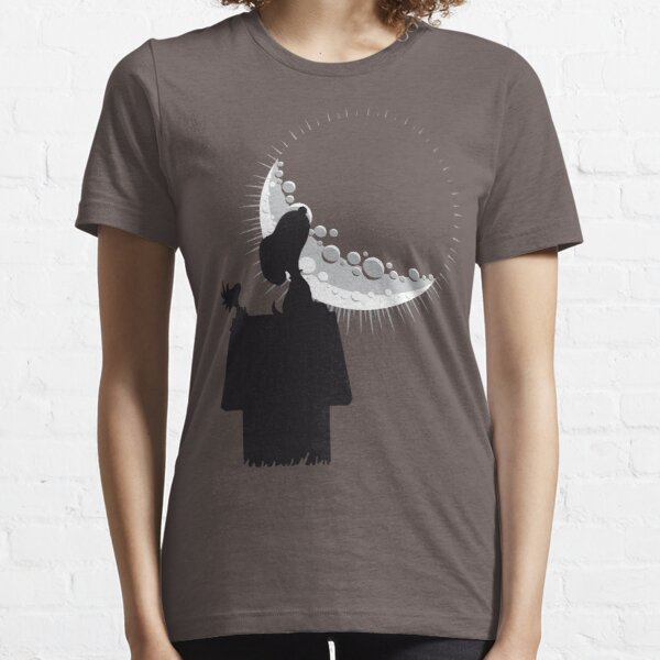 looking at the moon Essential T-Shirt