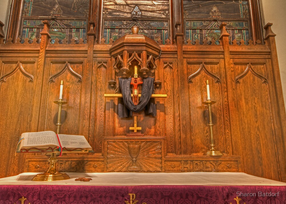 Altar by Sharon Batdorf