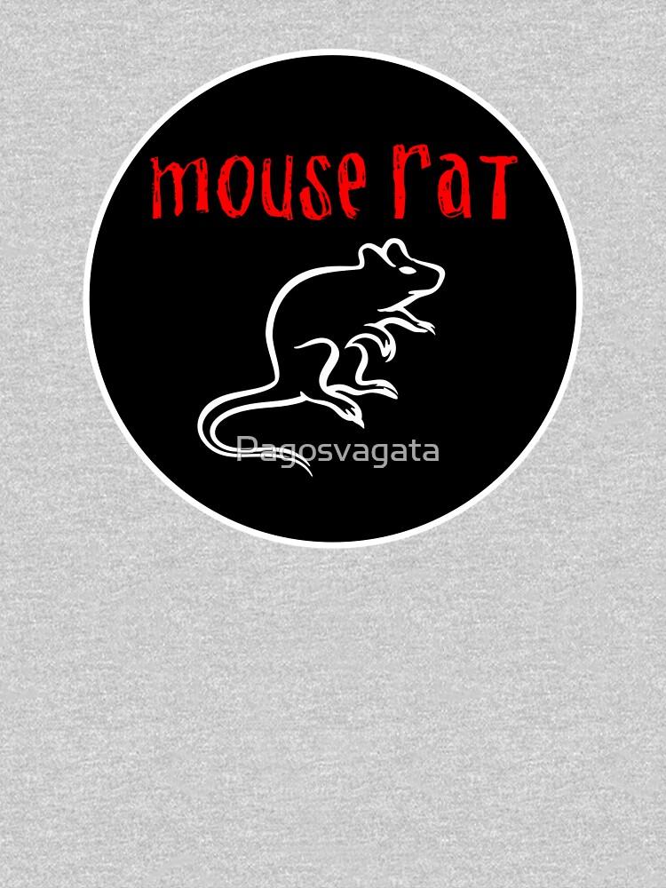 Rata del ratón de Pagosvagata