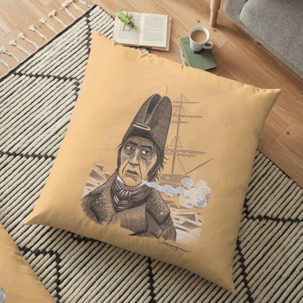 The Terror Floor Pillow