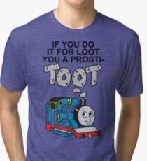 Prosti-TOOT Tri-blend T-Shirt