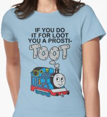 Prosti-TOOT Women's Fitted T-Shirt