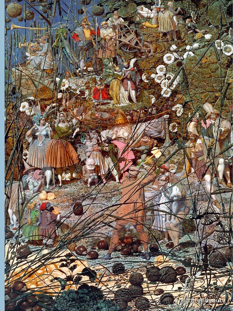 The Fairy Feller's Master Stroke - Richard Dadd by forgottenbeauty
