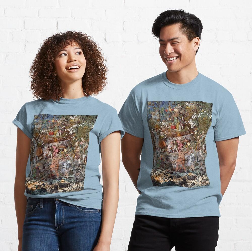 The Fairy Feller's Master Stroke - Richard Dadd Classic T-Shirt