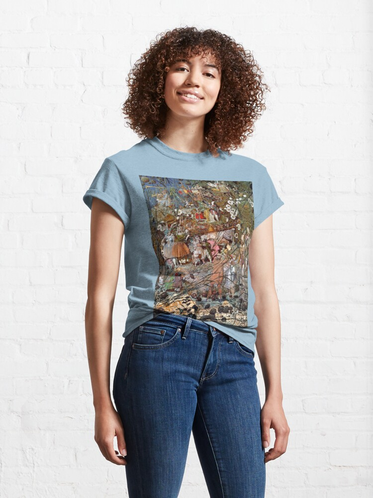 Alternate view of The Fairy Feller's Master Stroke - Richard Dadd Classic T-Shirt