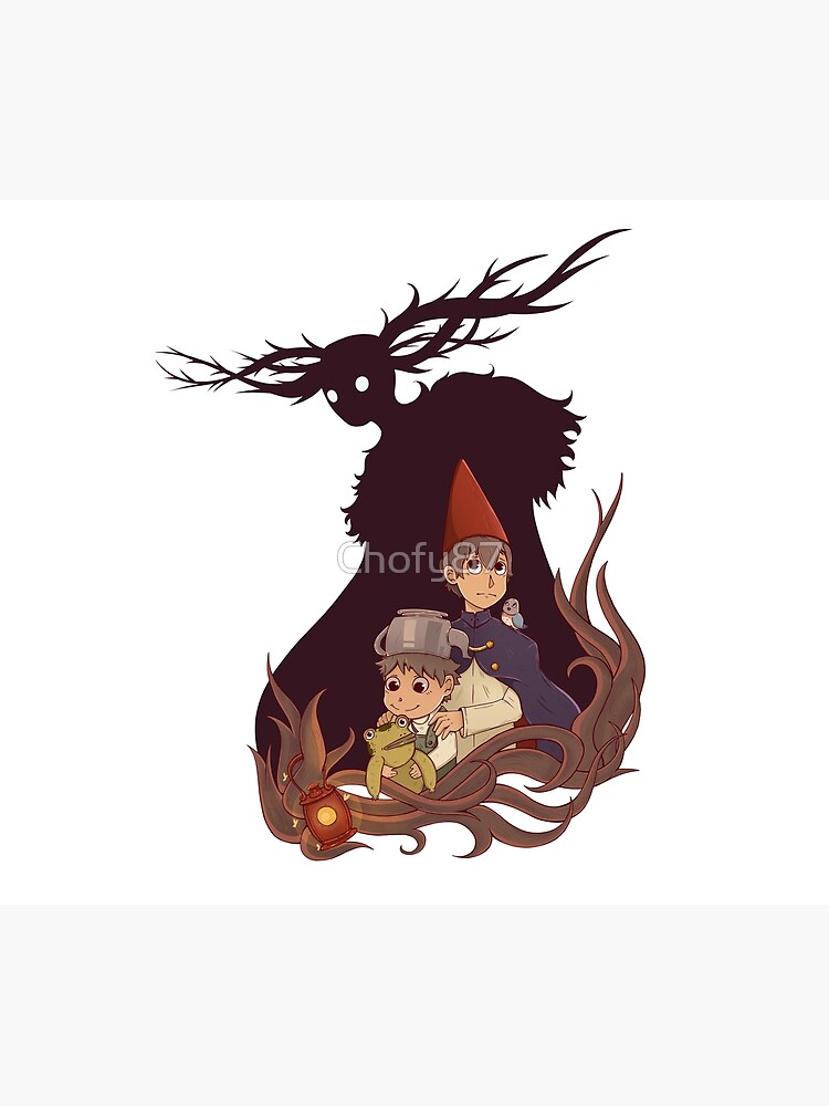 Over the Garden Wall  by Chofy87