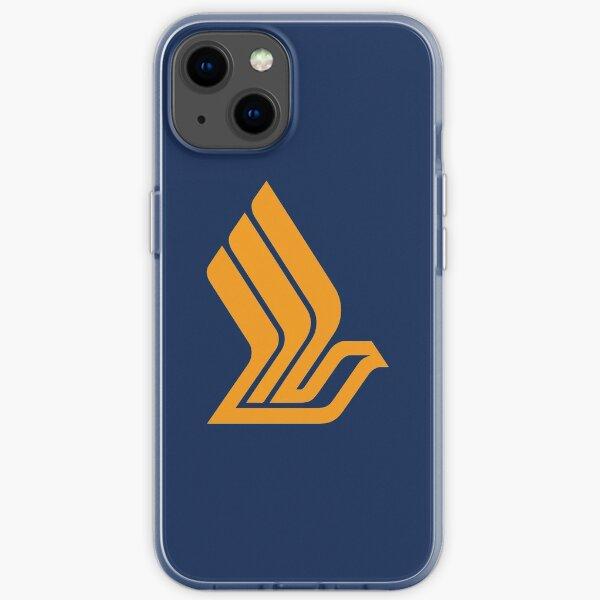 Singaporean Bird Symbol iPhone Soft Case