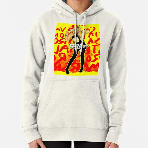 GIRL OF THE YEAR 1984 Pullover Hoodie