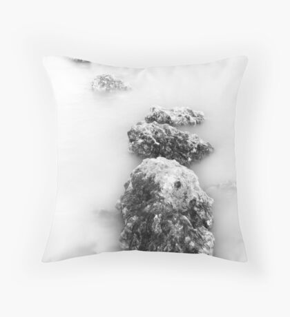 Drifting in the Clouds Throw Pillow