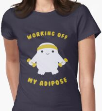 Adipose Women's Fitted T-Shirt