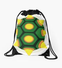 Bowser Shell Drawstring Bag