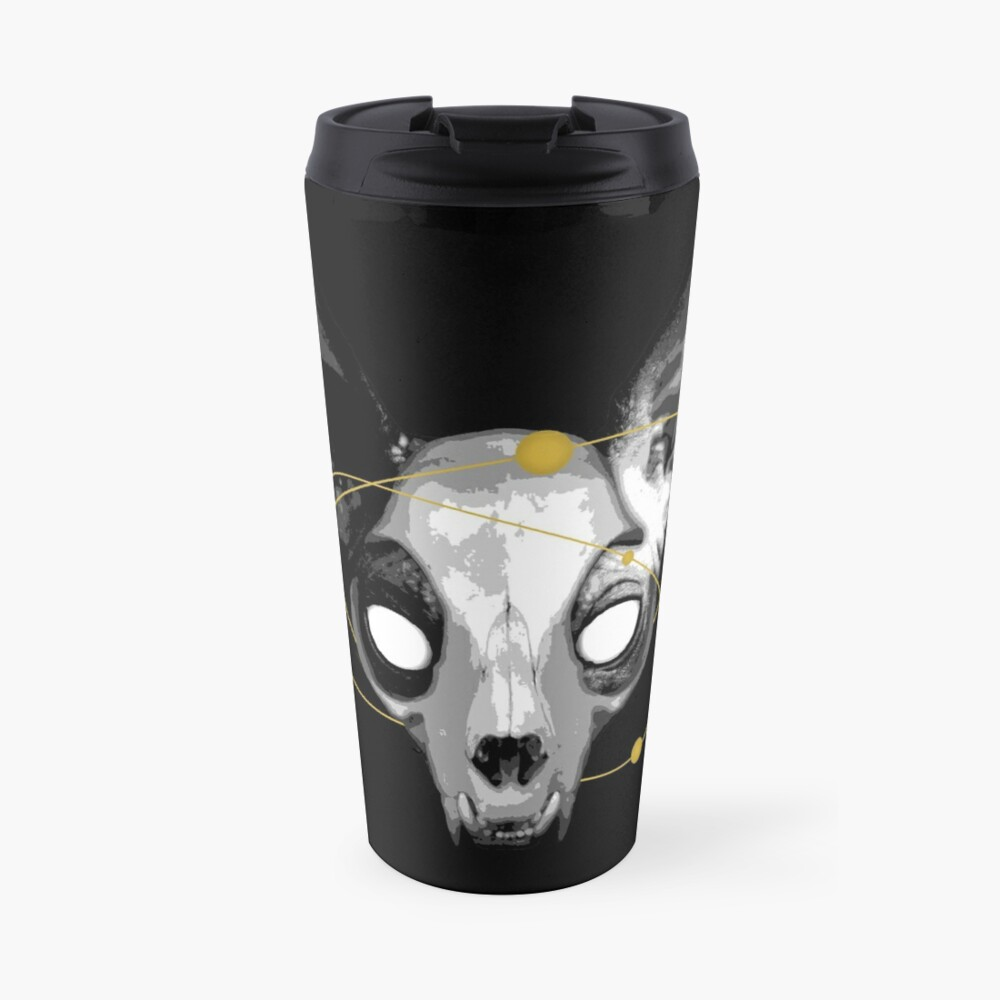The Lord of Death Travel Mug
