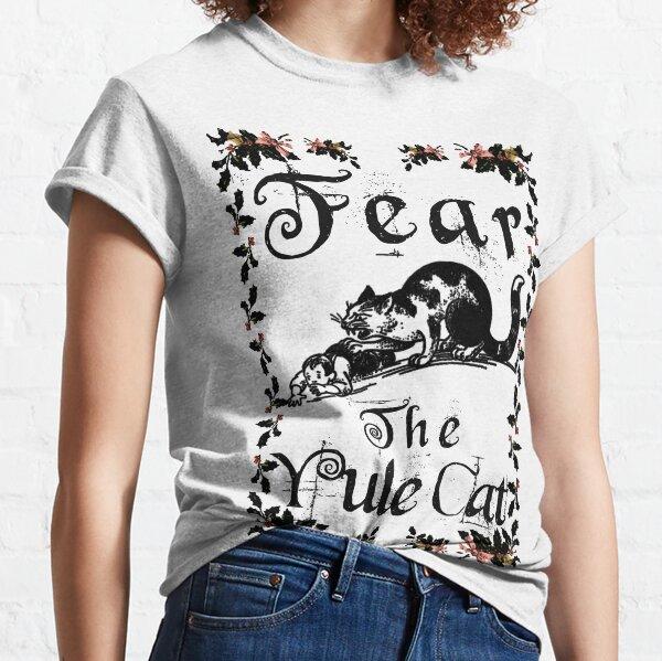 Fear the Yule Cat Classic T-Shirt