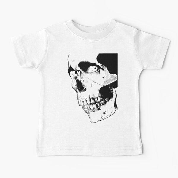 Evil Dead Skull Baby T-Shirt