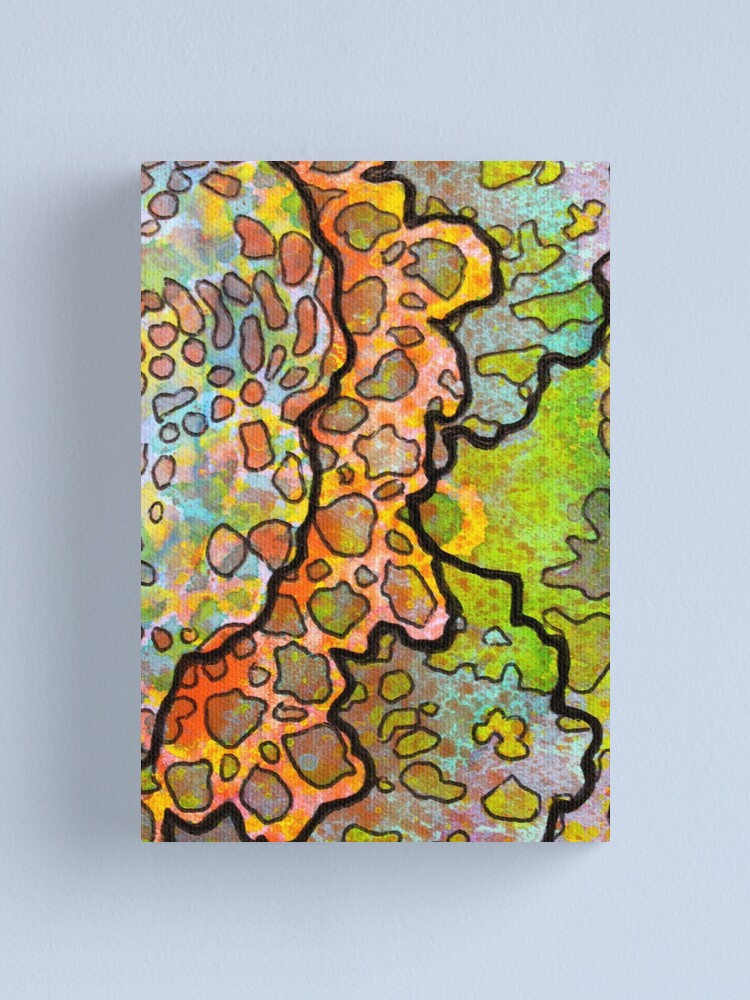 Alternate view of 13, Inset B Canvas Print