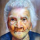 """follow up to """"Grandmother"""" (97 yrs old) by Boris J"""