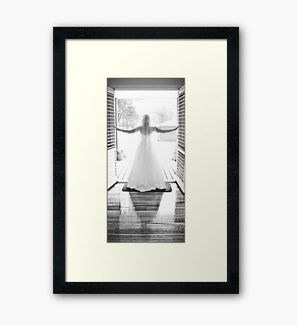 First day Framed Print