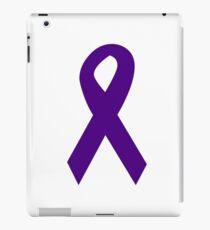 Indigo Ribbon iPad Case/Skin