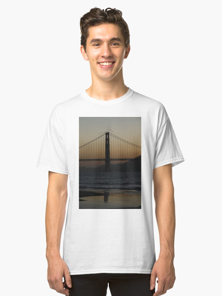 Alternate view of Right on Top Classic T-Shirt