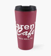 Karen's Cafe shirt – One Tree Hill, Lucas Scott Travel Mug